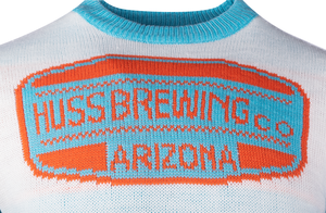 Huss Brewing Ugly Christmas Sweater