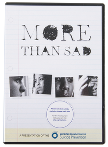 More Than Sad – DVD