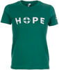 Youth Green HOPE Crewneck image 1