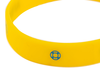 Yellow and Blue Out of the Darkness Wristband (Pack of 10) image 3