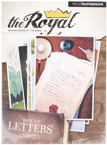 Royal DVD: Letters