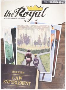 Royal DVD: Law Enforcement