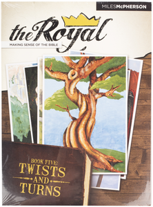 Royal DVD: Twist and Turns