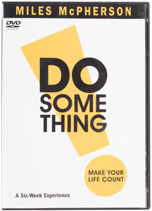 Do Something! Small Group DVD