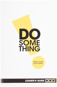 Do Something Participant's Guide