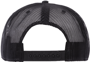 Black Raven Cork Patch Hat