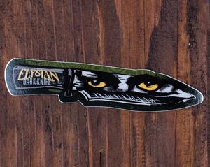 Sticker - Dark Knife