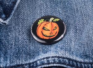 Pin - Great Pumpkin Imperial