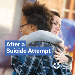After a Suicide Attempt Brochure (Pack of 25)