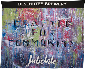 Beer Logo Blanket: Jubelale 2018