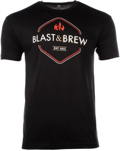 Blast and Brew Tee