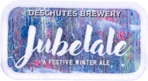 Beer Logo Patch: Jubelale 2018