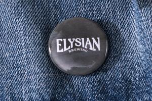 Pin - Elysian No Hops Logo