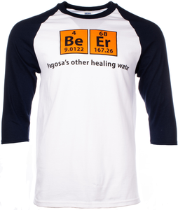 Riff Raff Brewing Periodic Table Raglan