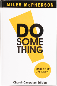 Do Something - Church Campaign Edition