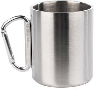 10 oz Carabiner Mug