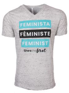 Summit Feminist Unisex T-Shirt