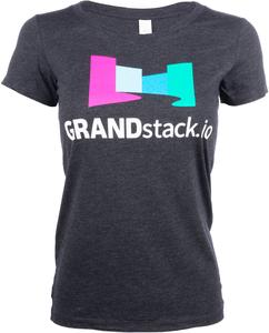 Neo4j Women's GrandStack Tee