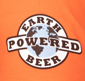 Riff Raff Brewing Earth Powered Beer Shirt