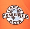 Earth Powered Beer Tee image 5