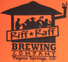 Riff Raff Brewing Earth Powered Beer Shirt image 4