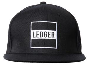 Ledger Flat Bill Cap