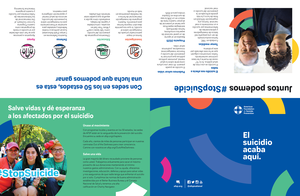 AFSP Brochure - Spanish