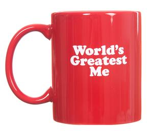 """World's Greatest Me"" mug"