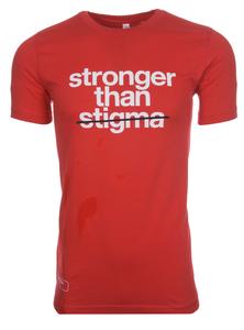 """Stronger than Stigma"" classic tee"