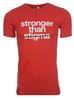 """Stronger than Stigma"" classic tee image 1"