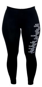 """Keep Going"" contoured leggings"