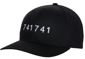 741741 snapback hat