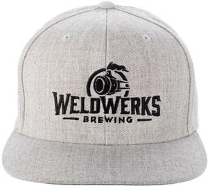 WeldWerks Brewing Thick Logo Hat