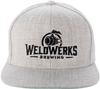 WeldWerks Brewing Thick Logo Hat image 1