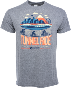Tunnel Ride 2019 Unisex T-Shirt