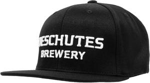 Deschutes Brewery Wordmark Flexfit Flat Bill Hat