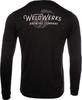 WeldWerks Brewing Long Sleeve T-Shirt image 3