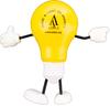 ADAA Shine a Light on Anxiety Lightbulb Stress Ball image 2