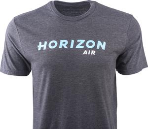 Unisex T-Shirt Short Sleeve - Horizon Air