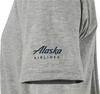 Alaska Airlines T-shirt Unisex Aura Plane image 2