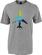 Unisex T-Shirt Short Sleeve Aura Plane image 1