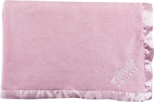 Alaska Airlines Baby Plush Blanket