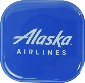 Alaska Airlines Dual USB Charger