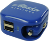 Alaska Airlines Charger Dual USB image 1