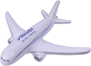 Alaska Airlines Stress Toy