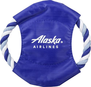 Alaska Airlines Dog Toy