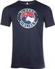 Alaska Airlines T-Shirt Unisex Heritage Vintage Insignia image 1