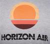 Horizon Air T-Shirt Unisex Heritage Vintage Logo image 3