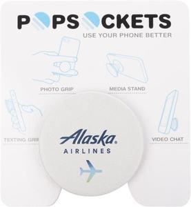 Alaska Airlines Popsocket