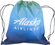 Alaska Airlines Drawstring Bag image 1